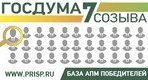 Госдума - база АПМ победителей